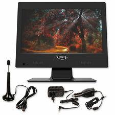 Camping TV Xoro Tragbarer Fernseher mit DVB-T2 Tuner CI+ 12,5 12 V XORO PTL 1250