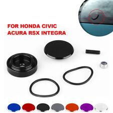 For Honda Civic Si Acura Integra  Car Rear Wiper Delete Kit Plug Cap Block Off