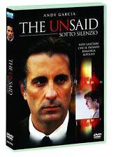 THE UNSAID - SOTTO SILENZIO  DVD THRILLER