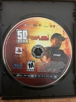 50 Cent: Blood On The Sand Sony PlayStation 3 PS3 Disc Only FREE SHIPPING