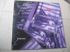 "PIXIES 1987 NEW/SEALED ""purple tape"" / 2006 'self titled' HQ VINYL UK-ISSUE LP"