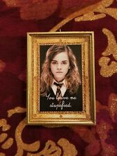 Harry Potter Hermione Granger Romantic You Leave Me Stupified Christmas Ornament
