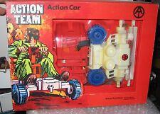 1970 MIB  VINTAGE GI JOE ACTION TEAM ACTION CAR RARE HTF