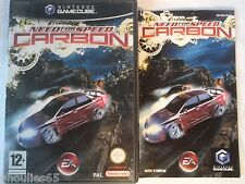 NEED FOR SPEED CARBON GAME CUBE NEED FOR SPEED CARBON NINTENDO GAMECUBE