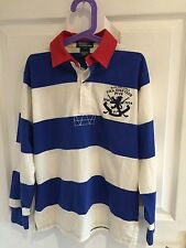 Polo Ralph Lauren Boys' Striped Long Sleeve Sleeve T-Shirts & Tops (2-16 Years)