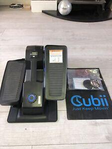 Cubii seated elliptical trainer /under desk pedal exerciser SLIGHT DEFECT