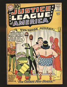 Justice League of America # 7 VG/Fine Cond.