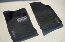 Nissan Altima 2007-2012 Front Carped Mats Molded Waterproof Black Lund Catch-It