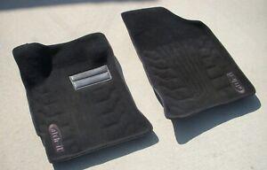 Nissan Altima 2007-2012 Front Carped Floor Mats Molded Waterproof Black
