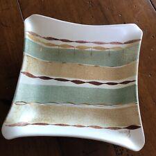 Vintage Mid Century Modern Pottery Abstract Dish/Ashtray Signed Sascha Brastoff