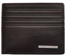 Billabong Men's Phoenix Flip Leather Wallet Brown Java 9672187JVA