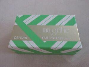 CARVEN ''MA GRIFFE'' PARFUM, 7.5 ML - 1/4 FL.OZ.