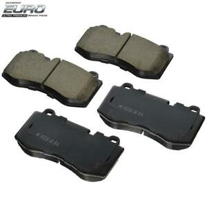 For Mercedes S550 CL600 S600 Disc Brake Pad Front 5.5L V8 Akebono Euro EUR1223