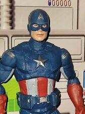 Marvel Legends Avengers Endgame Captain America Figure fat Thor BAF loose