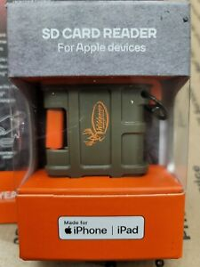 Wildgame Innovations Appview 9 Apple SD Card Reader WGICA0034