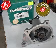 Powermax Water Pump Ford Laser Mazda E3 E5 W817