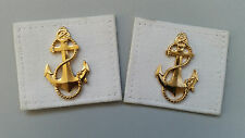 Navy Parade White Shoulder Boards Epaulets USSR Soviet Army Z _1 Uniform