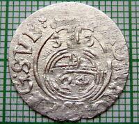POLAND ELBING SWEDISH Gustav II Adolf 1633 POLTORAK - 3/2 GROSCH - 1/24 THALER