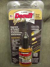 Deoxit Gold 100%, 25ml Bottle w/Needle Dispenser, G100L -25C, Caig Laboratories