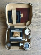 Rollei TLR Rolleikin 35mm Conversion Kit with Leather case in Box