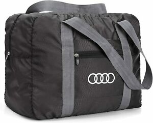 3151800400 Audi Packable Fitness Gym Exercise Clothing Duffel Kit 40L Bag