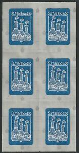 2017 San Marino 140 primo francobollo