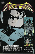 Nightwing: A Knight In Bludhaven Tpb Rare & Out Of Print.