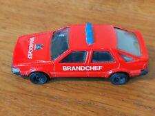 Rare Corgi Diecast Car Saab 9000  BRANDCHEF