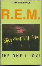 R.E.M. The One I Love CASSETTE SINGLE Alternative Rock Pop