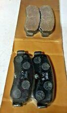 FOR MITSUBISHI LANCER BRAKE PAD SET ADC44207 NBK P-68