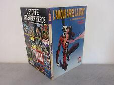DEADMAN  (KELLEY JONES & MIKE BARON) L'AMOUR APRES LA MORT N°2 COMICS USA 1990