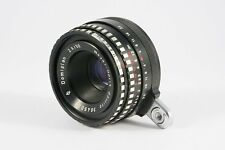 Meyer-Optik Objektiv, Domiplan  50mm F/2,8 Festbrennweite Exa Bajonett  #1602200
