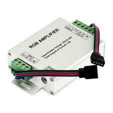 SUPERNIGHT Data Repeater Signal Amplifier for RGB 3528 5050 LED Strip Light