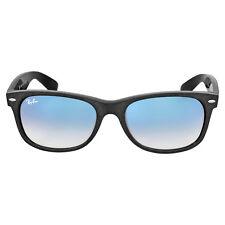 Ray-Ban Wayfarer Light Blue Gradient Sunglasses RB2132 62423F 55-18