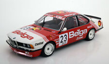 Minichamps BMW 635 CSI Belga 24h Spa 1985 Winkelhock/Regout/Gartner #23 1/18 New