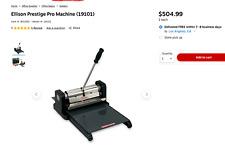 Ellison Prestige Pro Die - Cutting Machine