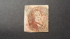 BELGIUM SCOTT # 12 USED F # 62062-3