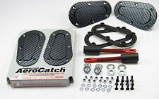 AeroCatch Haubenhalter Schnellverschluss Plus Flush Carbon Motorsport Rallye