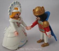 Playmobil Palace/Castle Royal family figures: Prince & Princess/Bride NEW