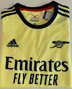 Brand New! Arsenal FC 2021-2022 AWAY Jersey! Limited supply! #gunners