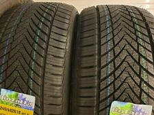 2X NEW CAR TYRES ROTALLA ALL SEASON/SNOW/ICE 215/50 ZR17 XL 95W A1 215 50 17 M&S