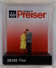 Preiser 28193 Couple 00/H0 Model Railway Figures