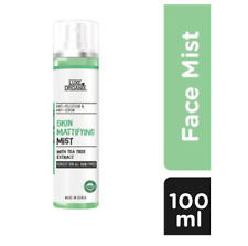 Luxe Organix Skin Mattifying Mist with Tea Tree Extract 100ml