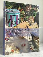 Boîtes habillées idées et motifs Jean-michel fey-kirsh Gründ 1998