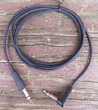 "Roland 6.5' V-Drum Stereo (TRS) Patch Cable Cables Wire Wires Cord 1/4"" Jacks"