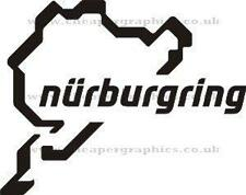 nurburg ring and many more stickers many colours&sizes