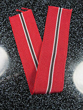 WWII WW2 German Russian Front award Ostmedaille replacement Medal Ribbon