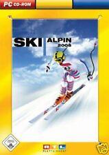 SKI ALPIN * Winterspiele Torino * Slalom *Deutsch **NEU