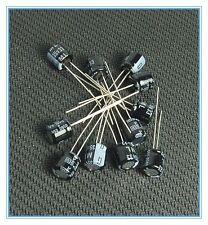 (20pcs) 33uf 35v Rubycon Radial Electrolytic Capacitors 35v33uf