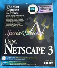 Using Netscape 3 Special Edition